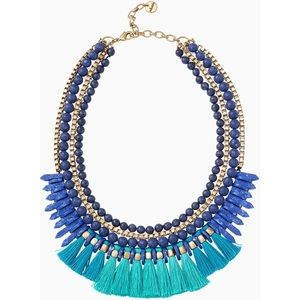 Stella and Dot Tassel Necklace